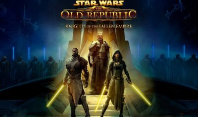 Knights of the Fallen Empire key art