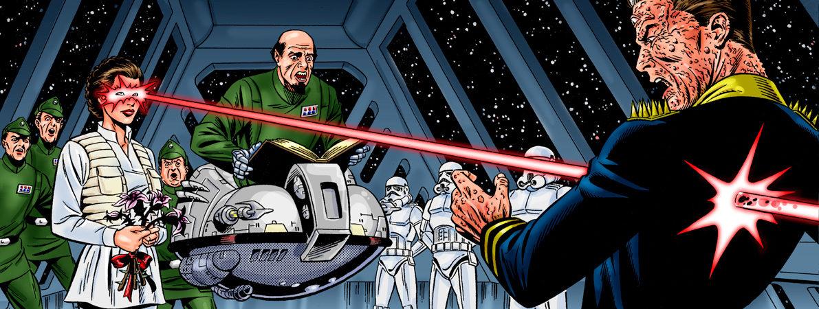 ca402410e5159f Wszystkie grzechy George'a Lucasa - Star Wars Extreme
