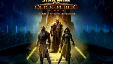 Knights of the Fallen Empire key art